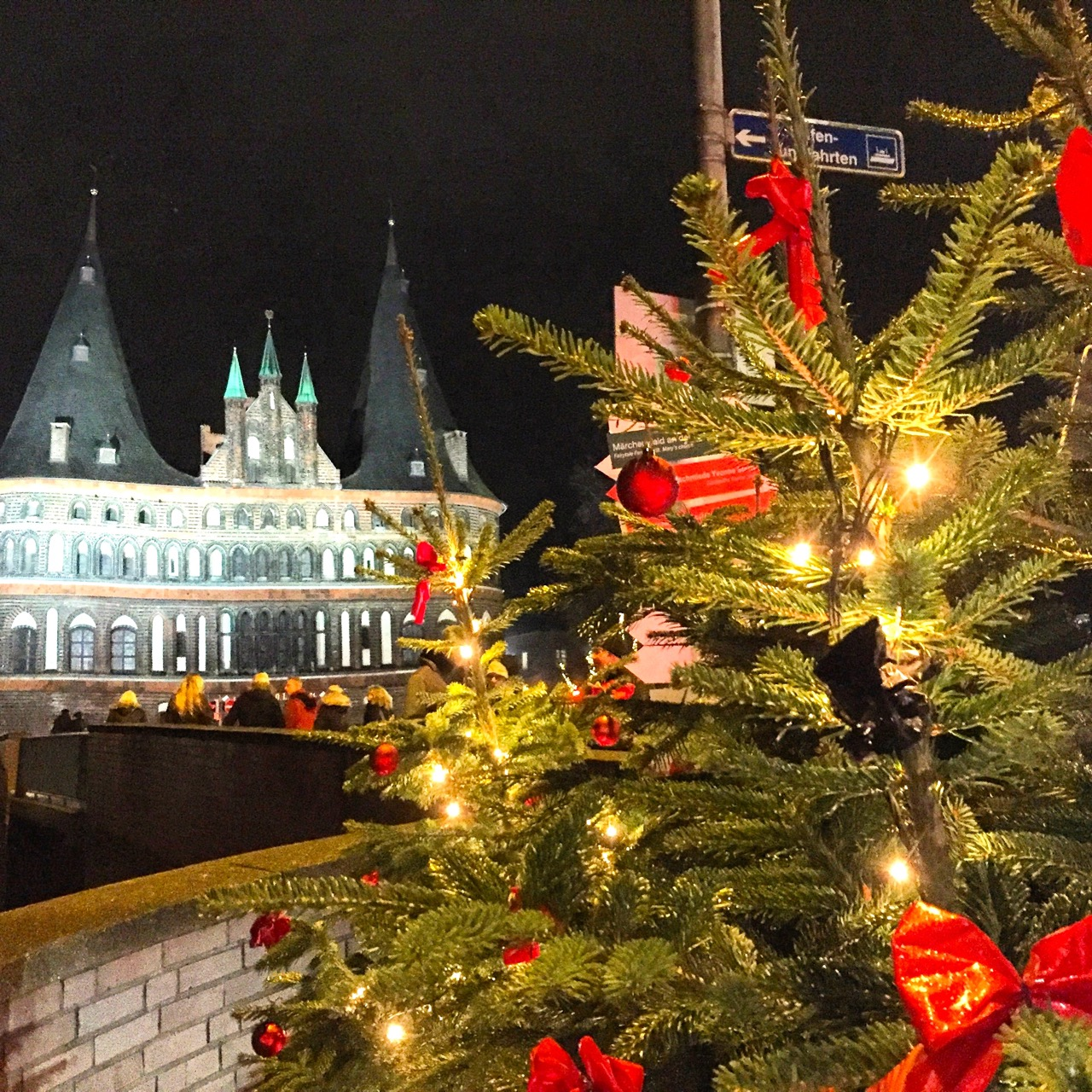 Luebeck Weihnachtsmarkt