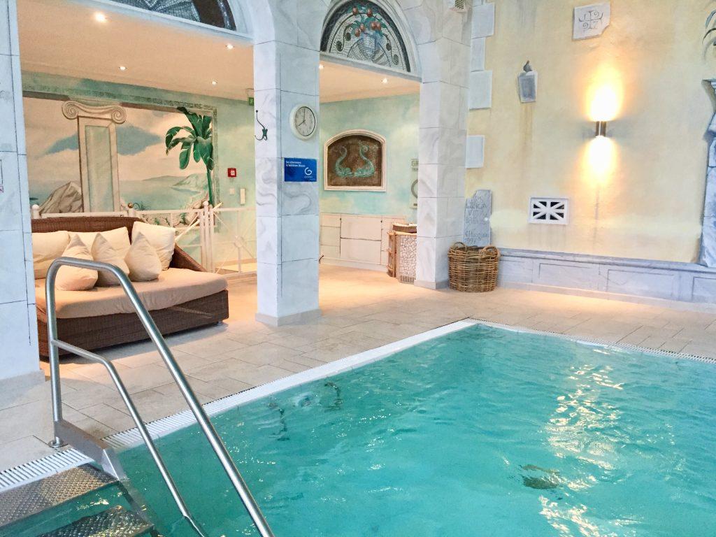 Hotel Zugspitze Wellness: Pool
