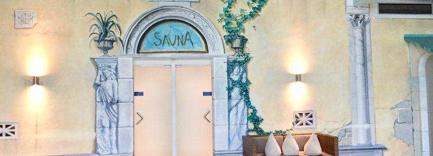 Hotel Zugspitze: Wellness & Sauna