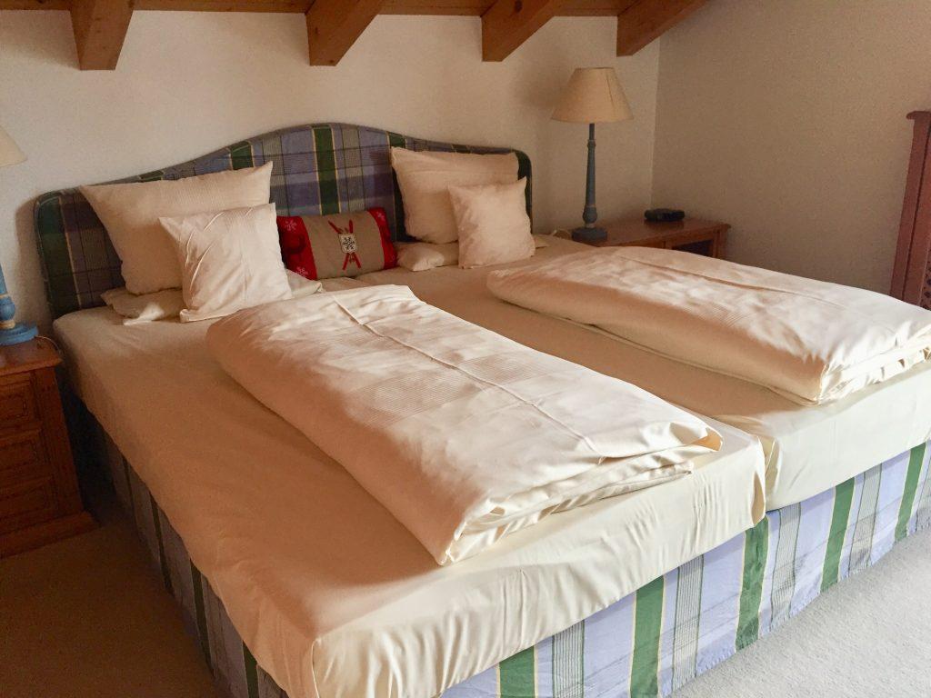 Hotel Zugspitze Zimmer Beispiel