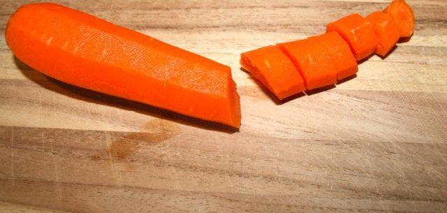 Karotten lecker und gesund