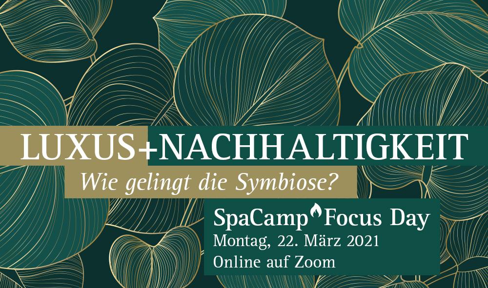 SpaCamp Focus Day