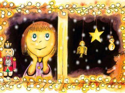 """Kinderbuch """"Emmi und der Zauber der Weihnacht"""""""