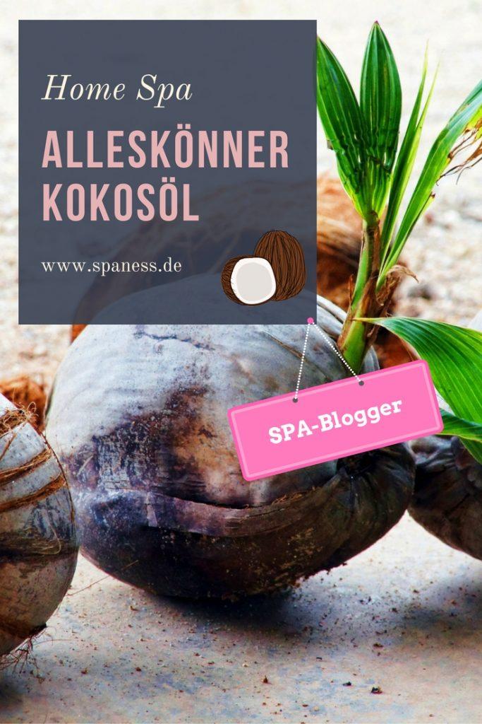 Pin mit - Wirkung Kokosoel
