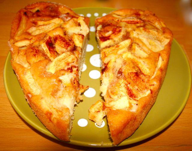 Leichter Apfelkuchen - Leckere Apfel Blechkuchen