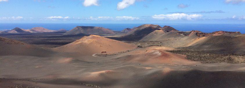Osterferien Urlaub - warm soll es sein - Wie wäre es mit Lanzarote