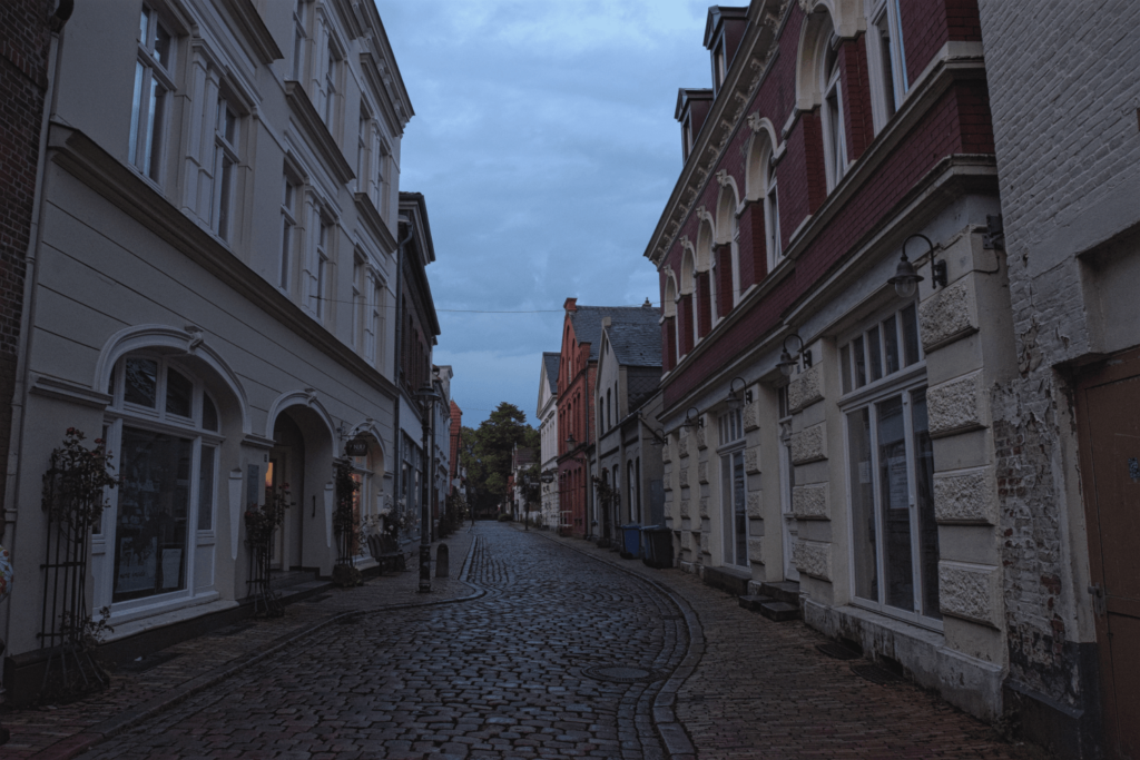 Neumuenster-aeltestes-Haus - Ria on Tour