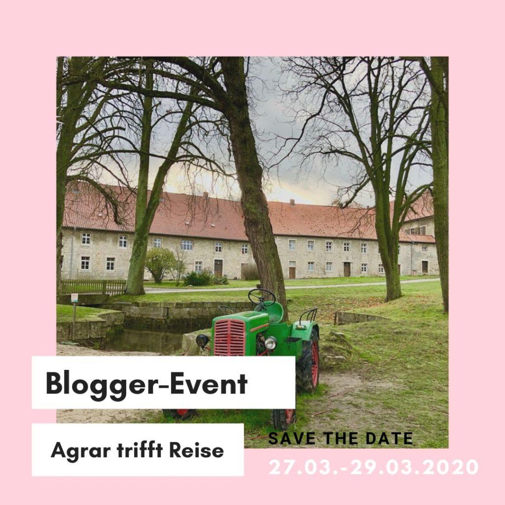 Bloggertreffen Agrar trifft Reise