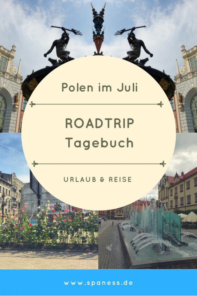 Polen Roadtrip auf Pinterest