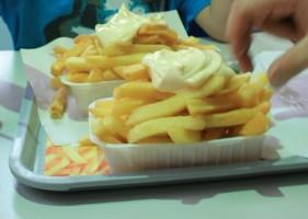 Fritierte Pommes - Transferfett?!