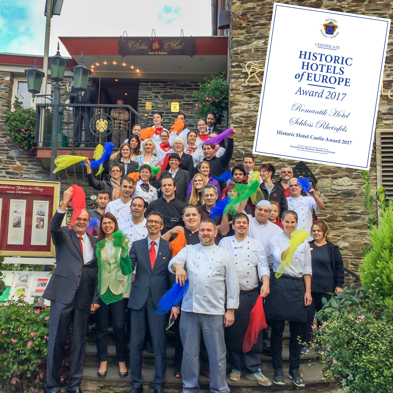 Historic Hotel Castle Award
