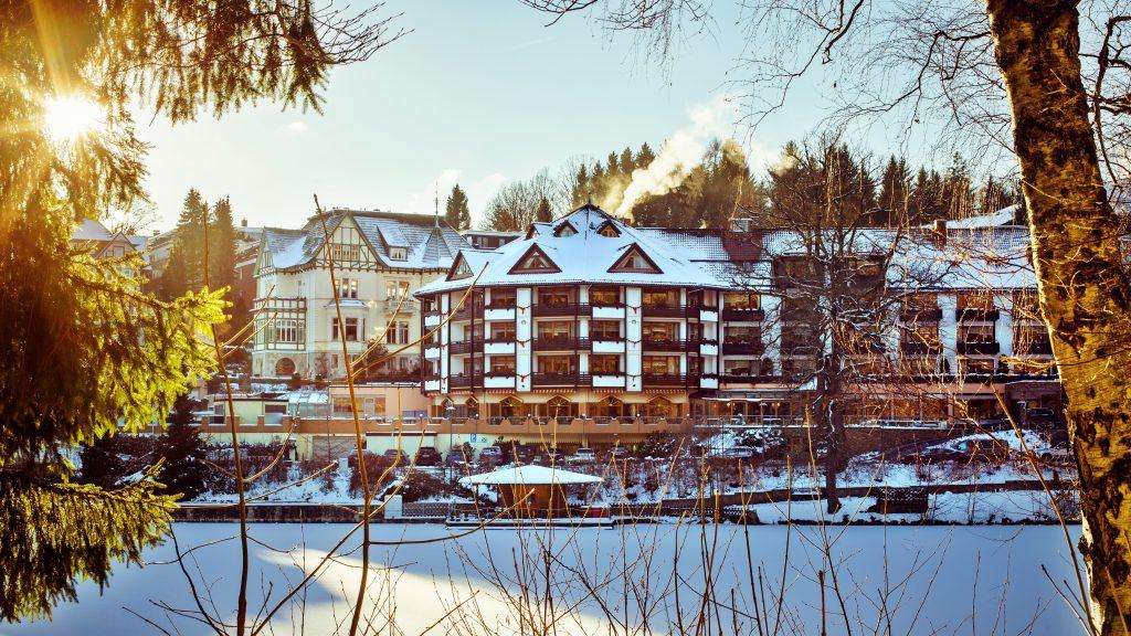 Romantsicher Winkel Spa & Wellness Resort (Bild von Adrian Liebau)