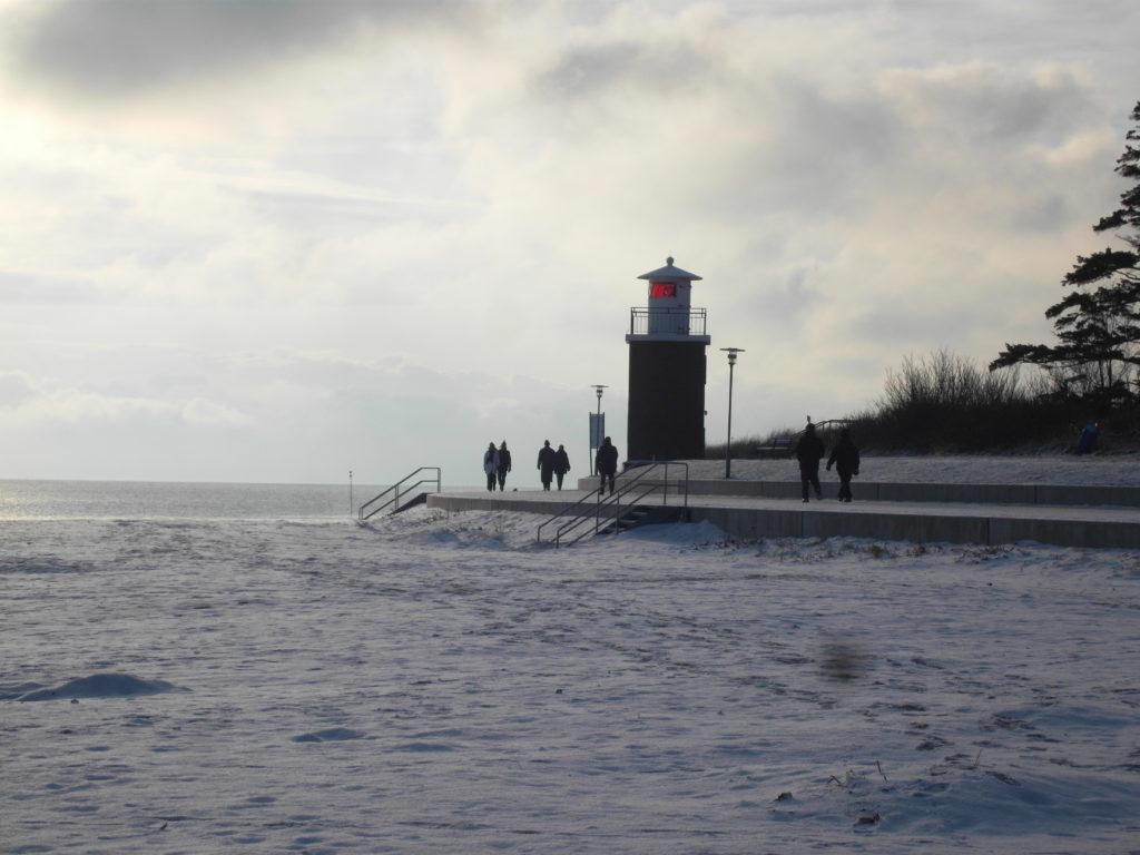 Neujahr auf der Insel Foehr