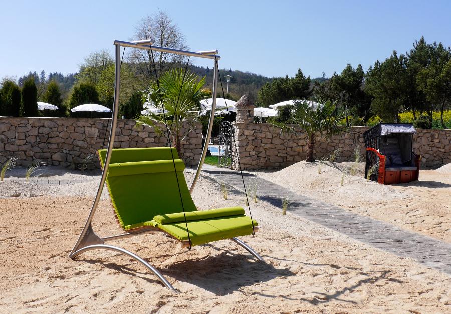 Beachfeeling im Sauerland - Hotel Freund und Spa