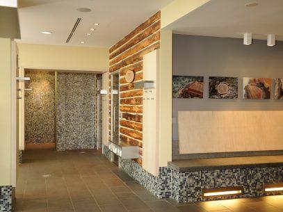 Saunabereich im Göbel's Vital Hotel Bad Sachsa