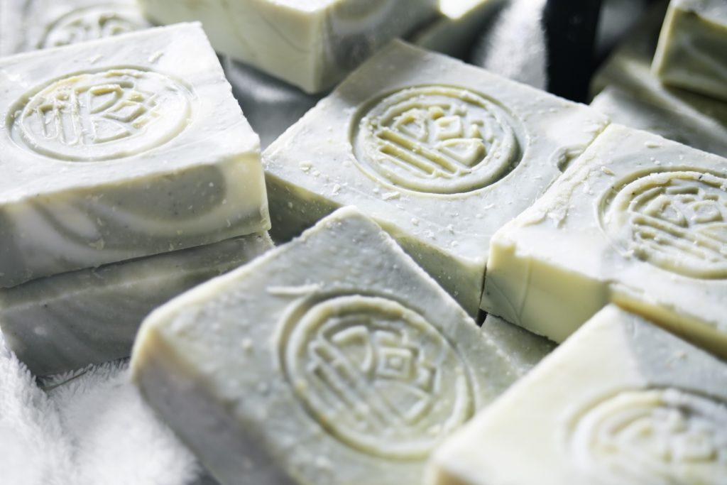 Seife aus eigener Herstellung - Home Spa Produkte