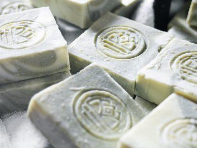 Seife aus eigener Herstellung