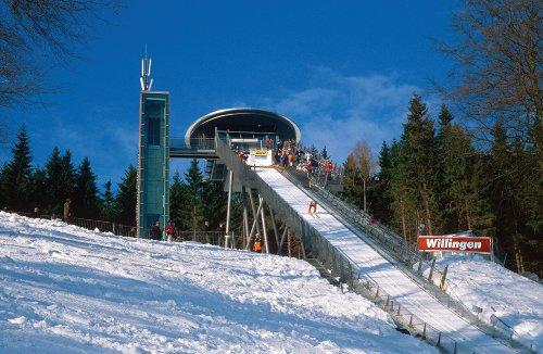 Skisprungschnanze Willingen