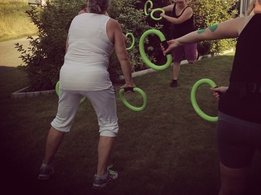 Mit Smovey in Action
