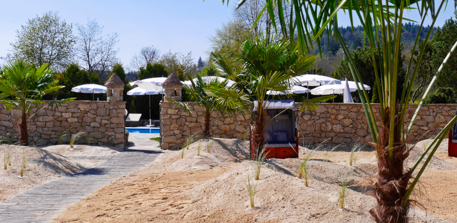 Strand- und Wellnessurlaub mitten im Sauerland