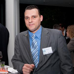 Thomas Schulze, Gründer und Inhaber des Job Netzwerkes Spirofrog.de