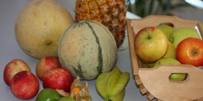 viel Obst