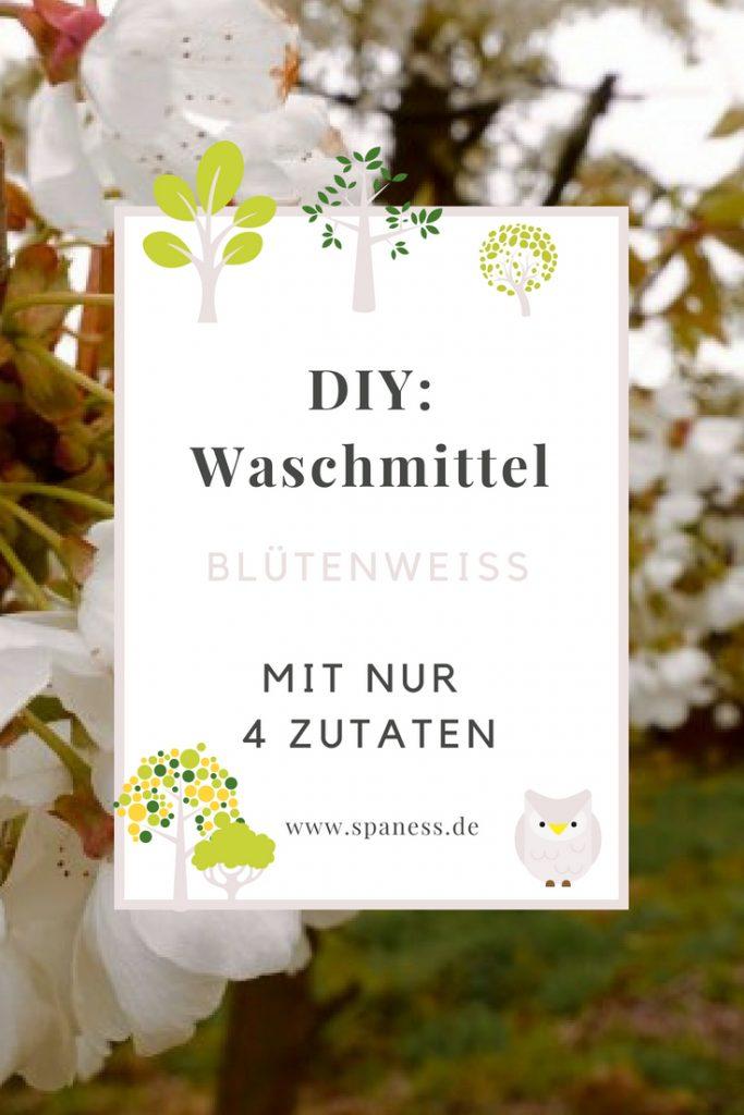 DIY Waschmittel selber herstellen