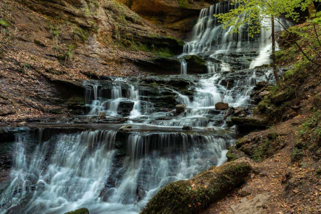 Wasserfall-Hörschbachtal Tanja Laudien