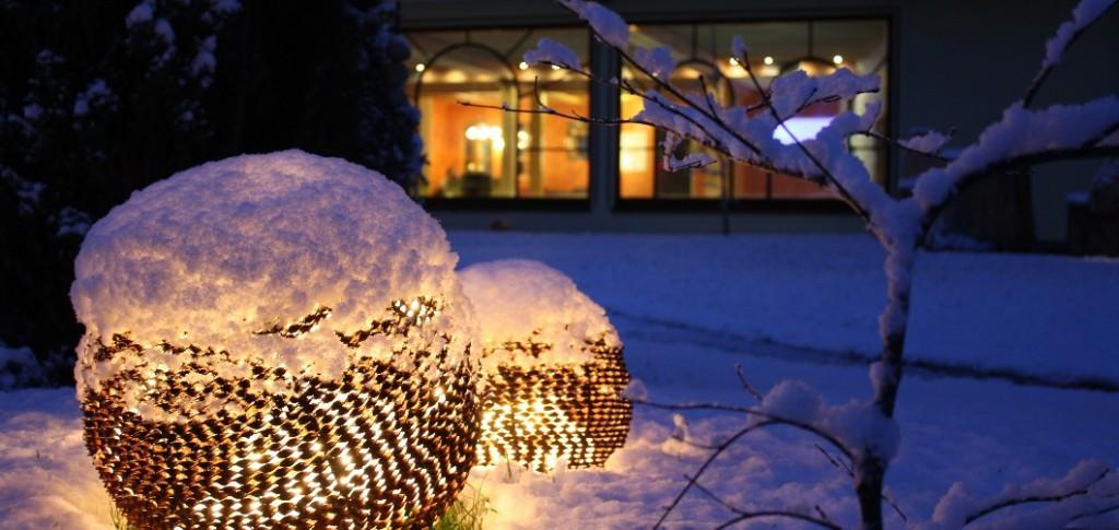 Winter am Hotel & Spa Resort Freund