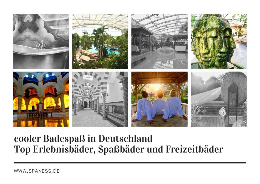 die groessten Baeder in Deutschland
