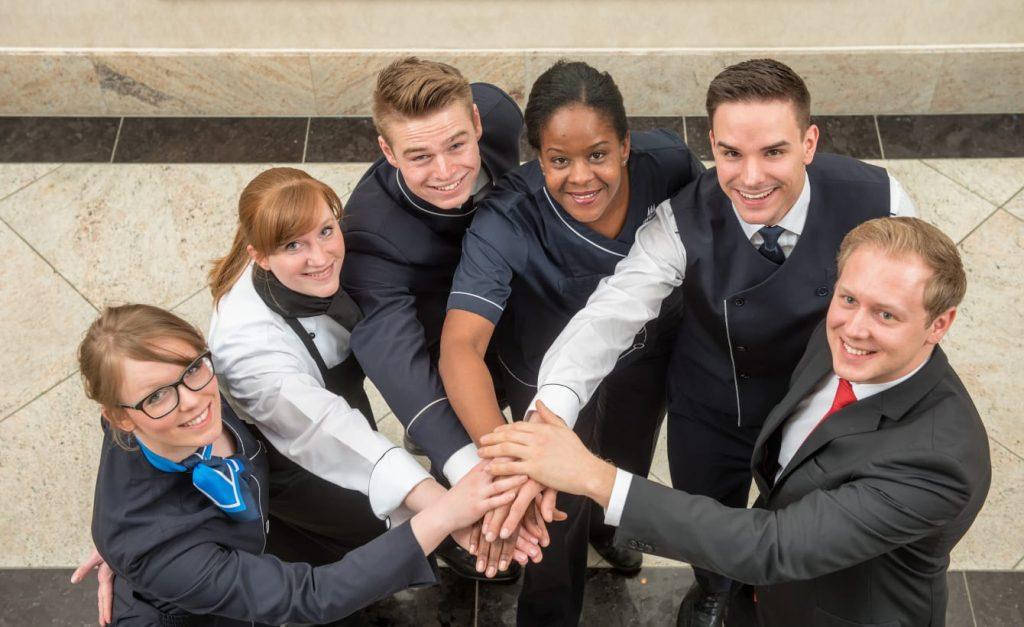 Maritim Hotels Deutschland Auszubildende und Mitarbeiter
