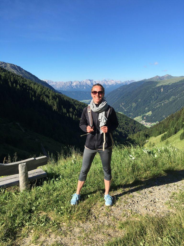 Auf der Alm in Südtirol