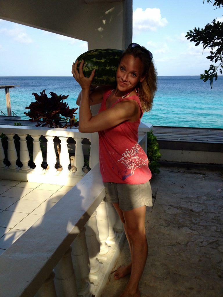 Voll Power - Steffi Will - Food-Journalistin, Personal-Trainer, Ernährungscoach