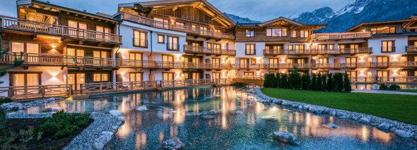 Schalt mal einen Gang zurück: Sorglos-entspannter Wellnessurlaub am Wilden Kaiser in Tirol