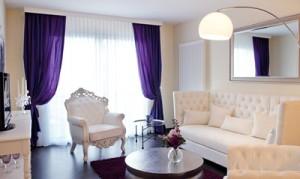 Suite Snowwhite im neuen Boardinghaus von Victor's in Saarlouis