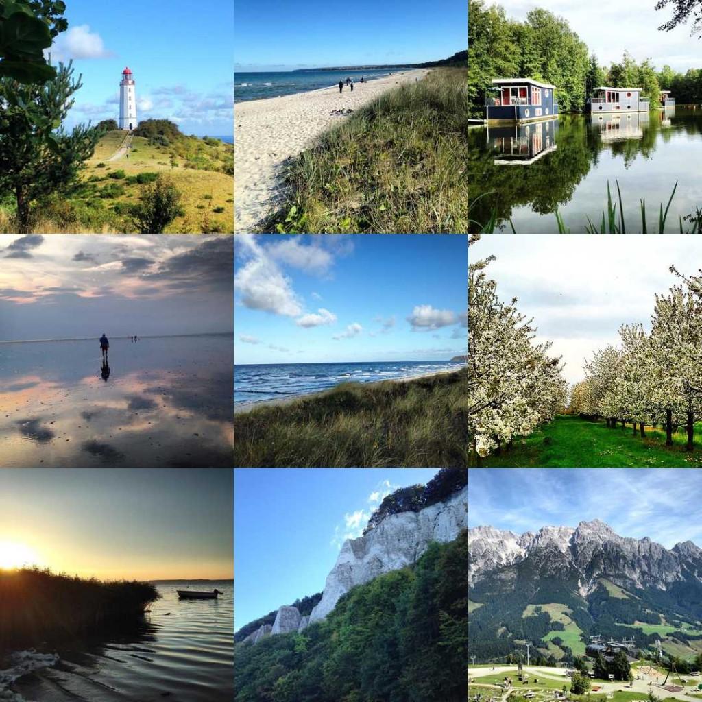 #bestnine - eure beliebtesten Bilder auf Instagram 2015 (diese 9 Bilder haben von euch die meisten Likes erhalten)