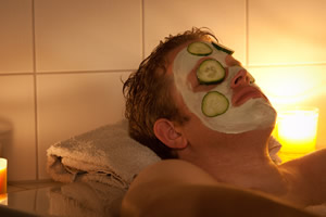 tipps f r wellness zu hause wellness mehr. Black Bedroom Furniture Sets. Home Design Ideas