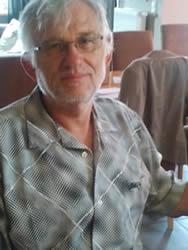 Wilfried Schulze (61 Jahre) - auf der Durchreise