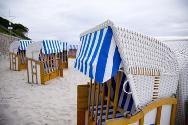 Wellness-Bummler vor Ort an der Ostsee