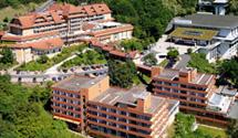 Weitblick über das Fuldatal