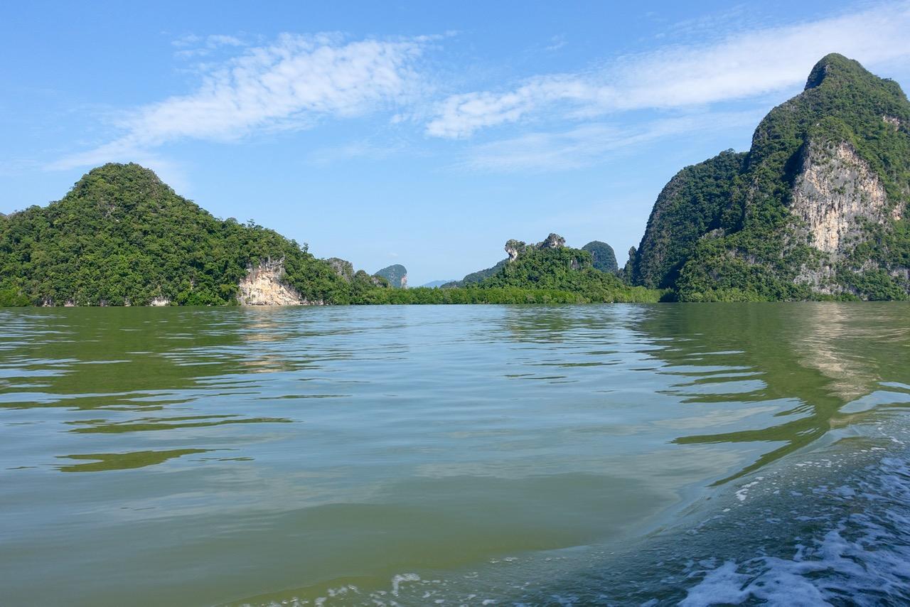 Süd-Thailand - Urlaubsparadies für Aktiv- und Natur-Touristen